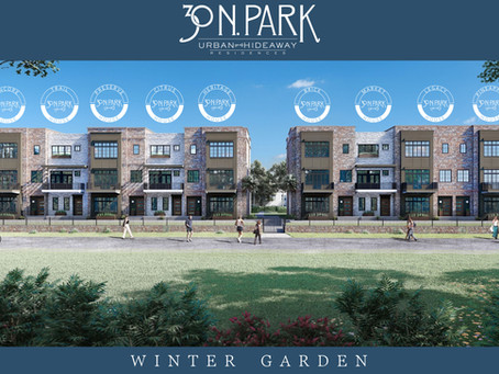 MEDIA RELEASE: CynerGreen Development awards contracts for 30 North Park Project, Winter Garden