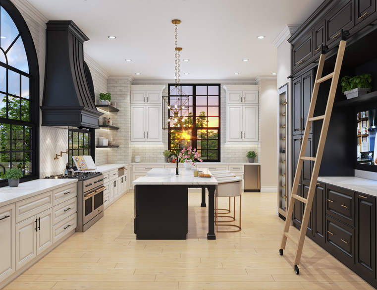 Kitchens are thoughtfully designed with spacious plans, upgraded counters, tile and options for a Sub Zero Wine Column.