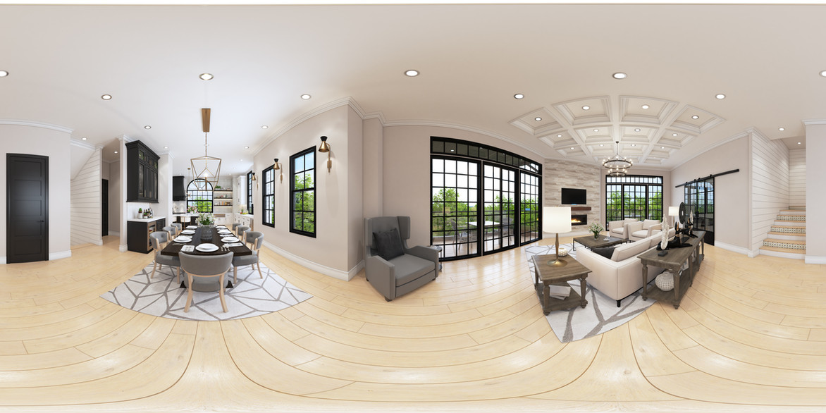 360 View Dining and Living