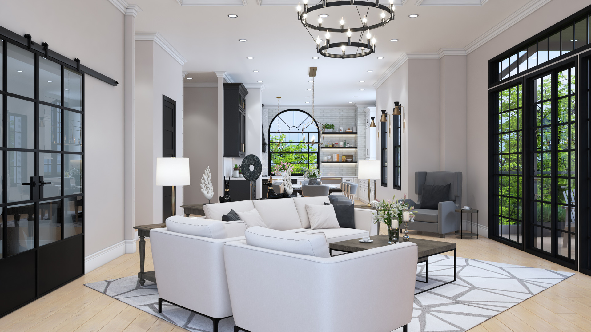 Living Room - Three