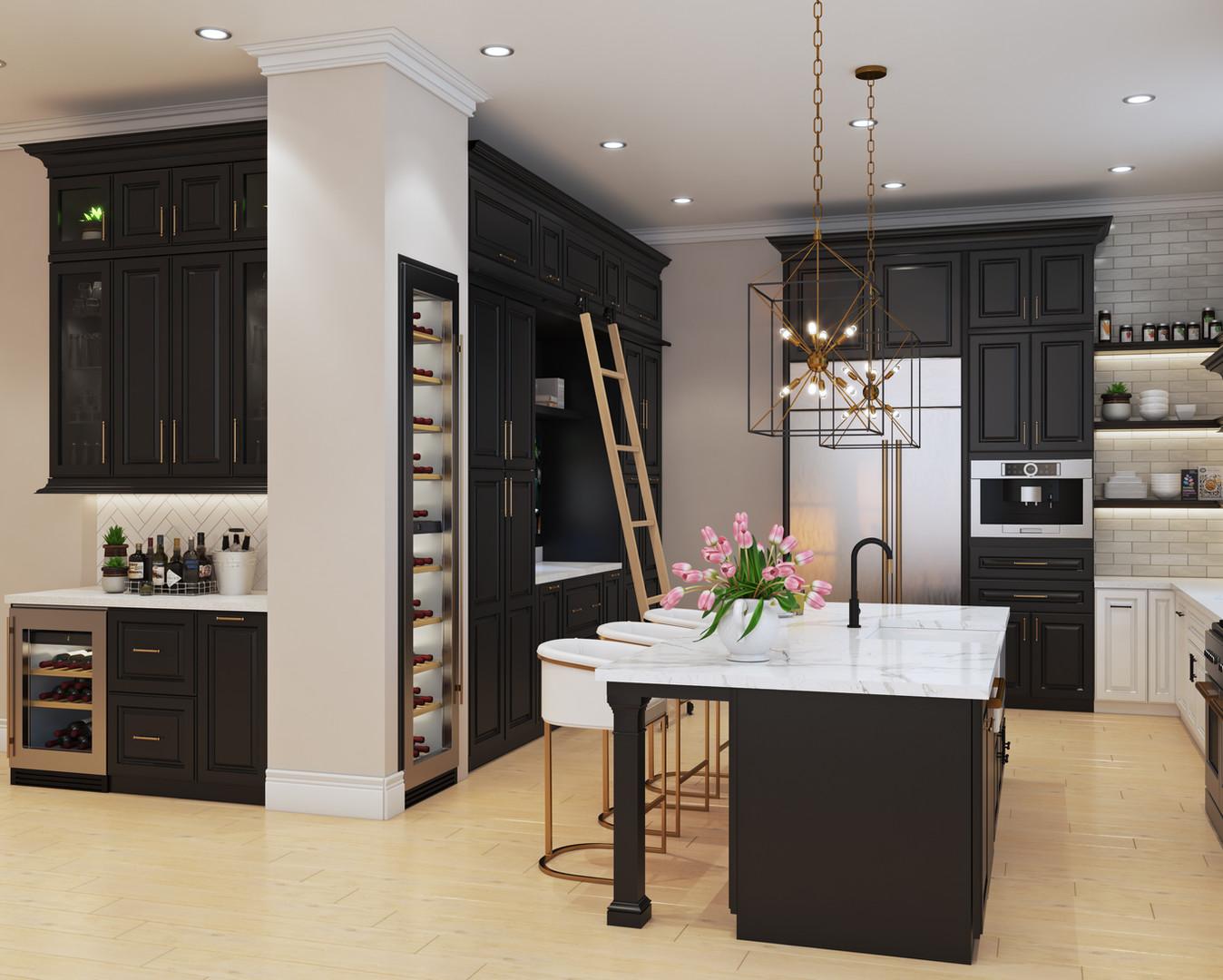 Professionally Designed Artisan Kitchens