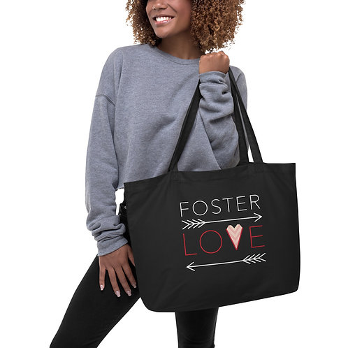 Foster Love Large Organic Tote