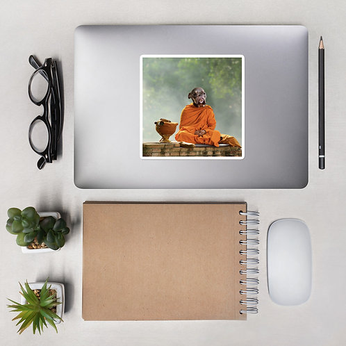 Zen Monty stickers
