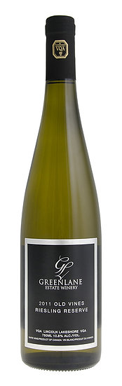 2011 Old Vines Riesling Reserve