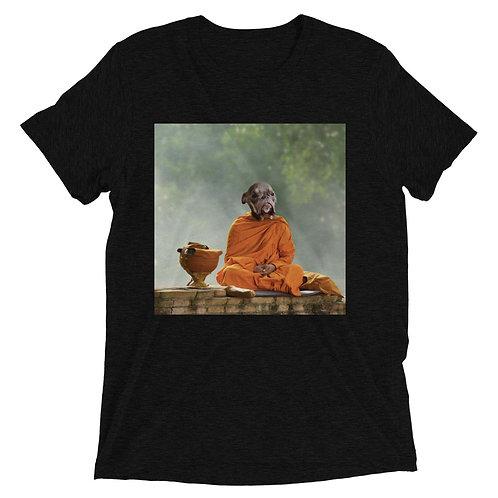 Zen Monty Tri Blend Short sleeve t-shirt