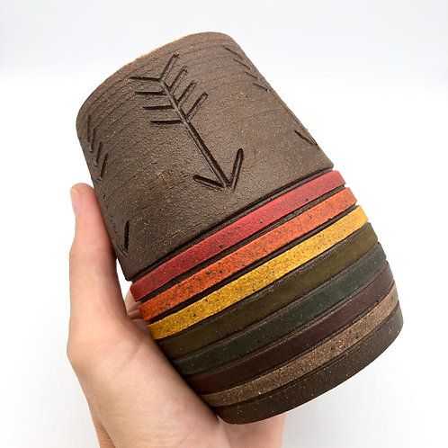Rainbow Protection Tumbler