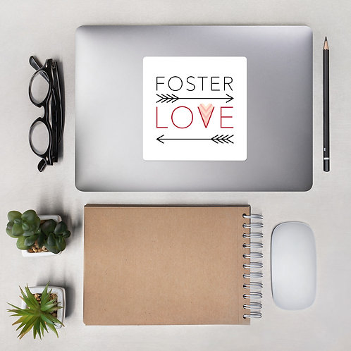 Foster Love stickers