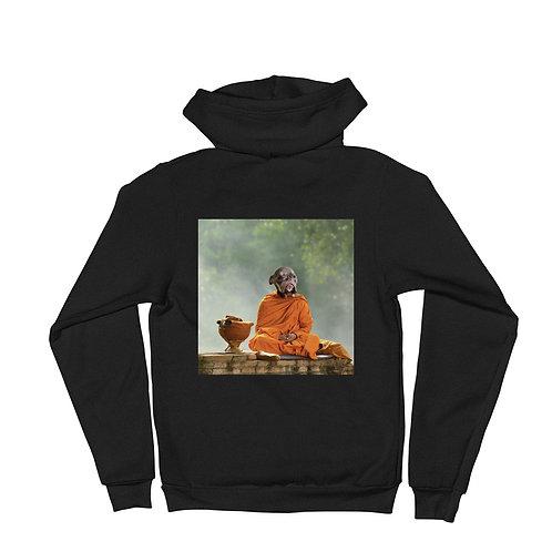 Zen Monty Hoodie Zip Sweatshirt