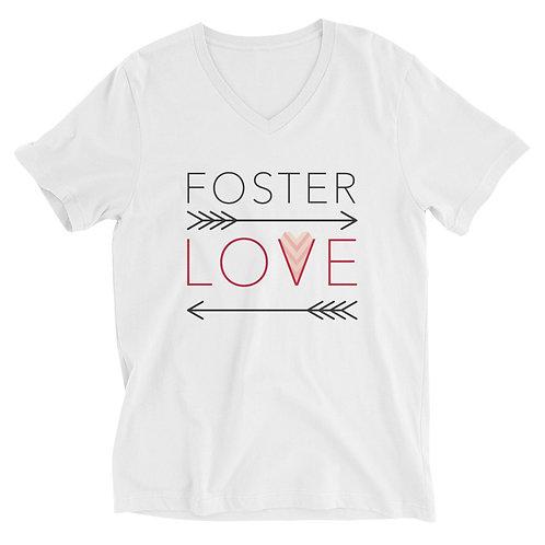 Foster Love Unisex V-Neck T-Shirt