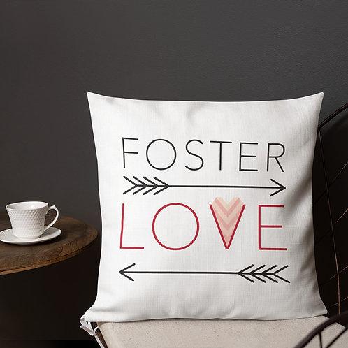 Foster Love Pillow