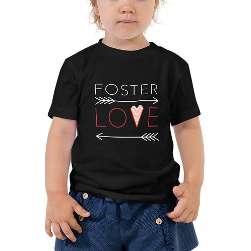 Foster Love Toddler Tee