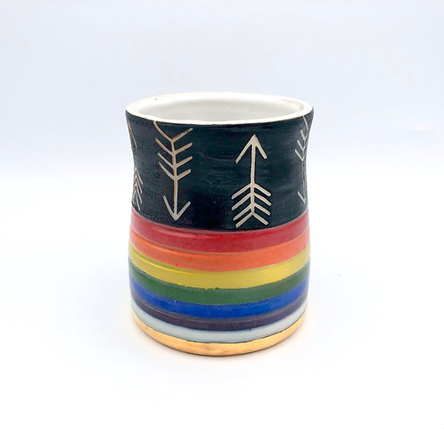 Pride, Protection and Love Tumbler