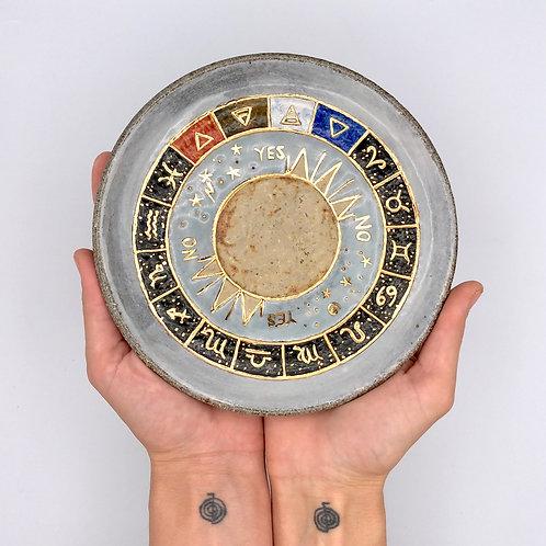 Zodiac Pendulum Plate