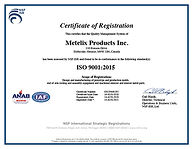 ISO 9001 Certificate C0120440-IS1 13-AUG