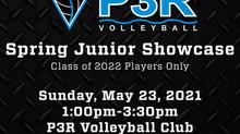 Class of 2022 - P3R Spring Junior Showcase