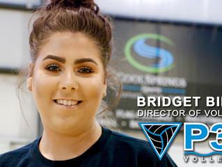 Welcome Bridget Bielich, Director of Volleyball