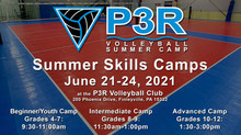 P3R announces 14th Annual Summer Camp; Register NOW