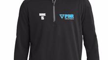 Online Order: 1/4 Zip Fleece, Hoodies, Polos Shorts, Hats & Spirit Jerseys