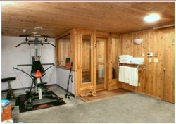 Spa and Workout Room