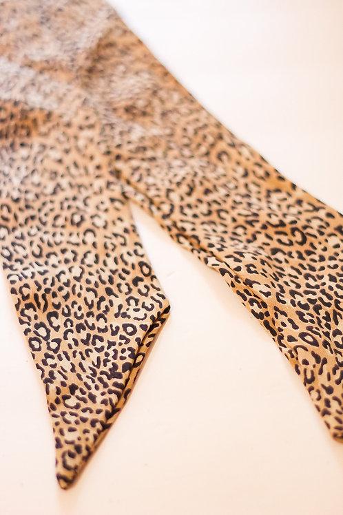 Mini Cheetah Hair Scarf