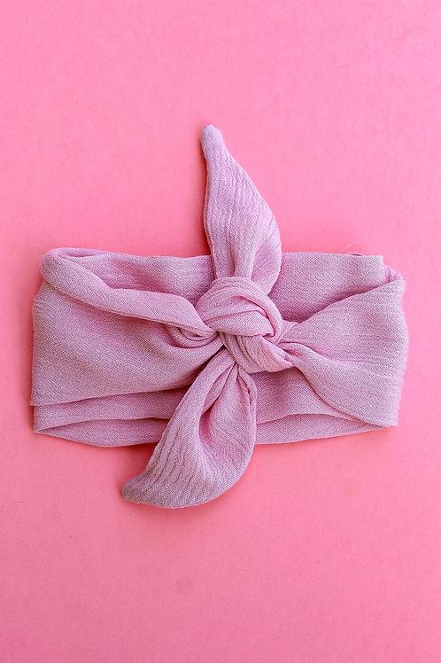 Taffy Pink Hair Scarf