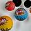 """Thumbnail: Superhero Party Box """"PARTY ON"""" Size"""