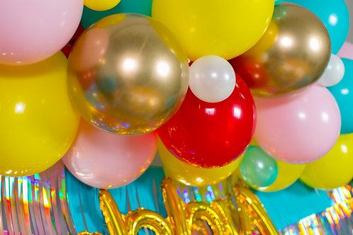 Balloon Arch Kits- Pick a Theme