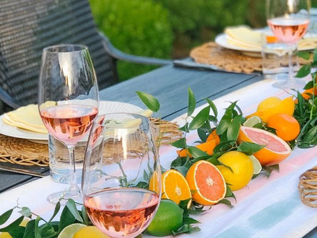 Our Favorite Dinner Party Ideas for Summer