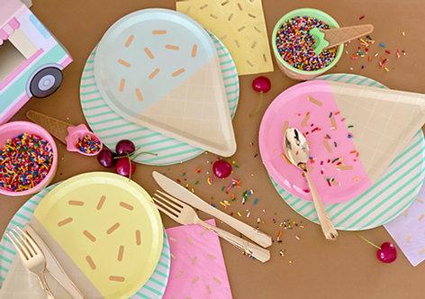 """Ice Cream Party Box """"MINI"""" Size"""