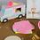 "Thumbnail: Ice Cream Party Box ""PARTY HARD"" Size"