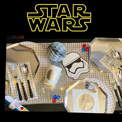 "Star Wars Party Box ""MINI"" Size"