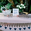 """Thumbnail: Geo Chic Dinner Box """"PARTY ON"""" Size"""