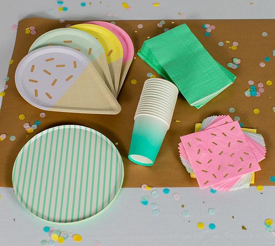 Extra Tableware- Ice Cream Box