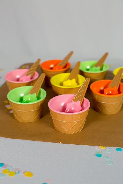 Ice Cream Dishes