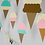 """Thumbnail: Ice Cream Party Box """"PARTY ON"""" Size"""