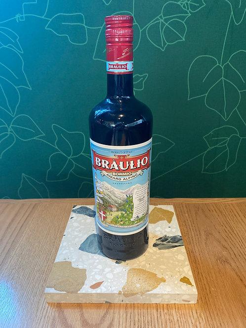 Amaro Braulio - 1 Liter