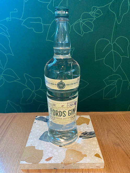 Fords London Dry Gin - 1 Liter