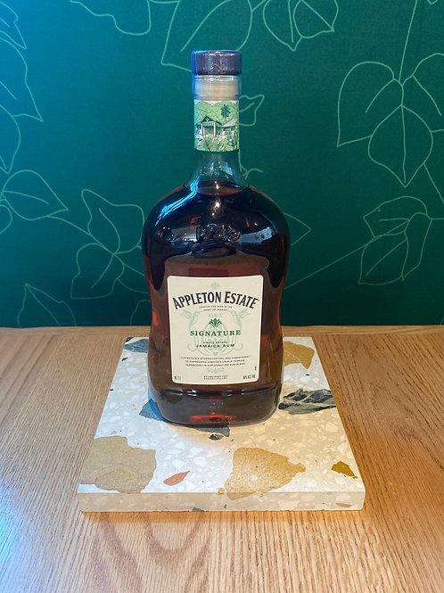 Appleton Estate Signature Jamaican Rum - 1 Liter