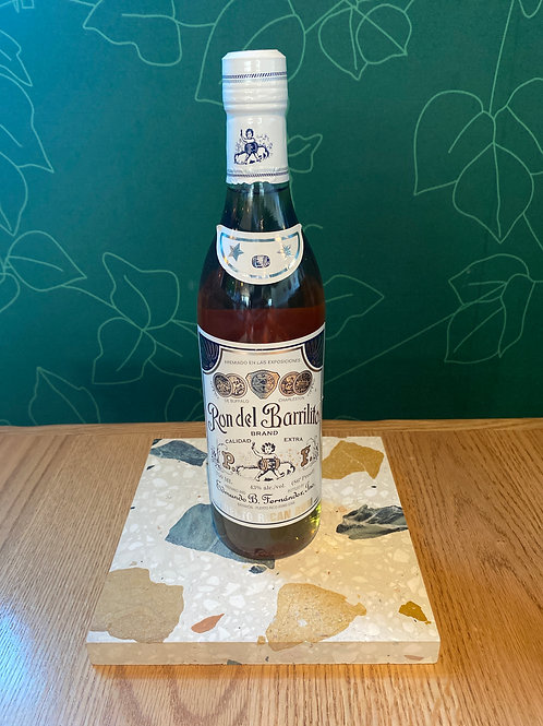 Ron Del Barrilito 2-Star Puerto Rican Rum