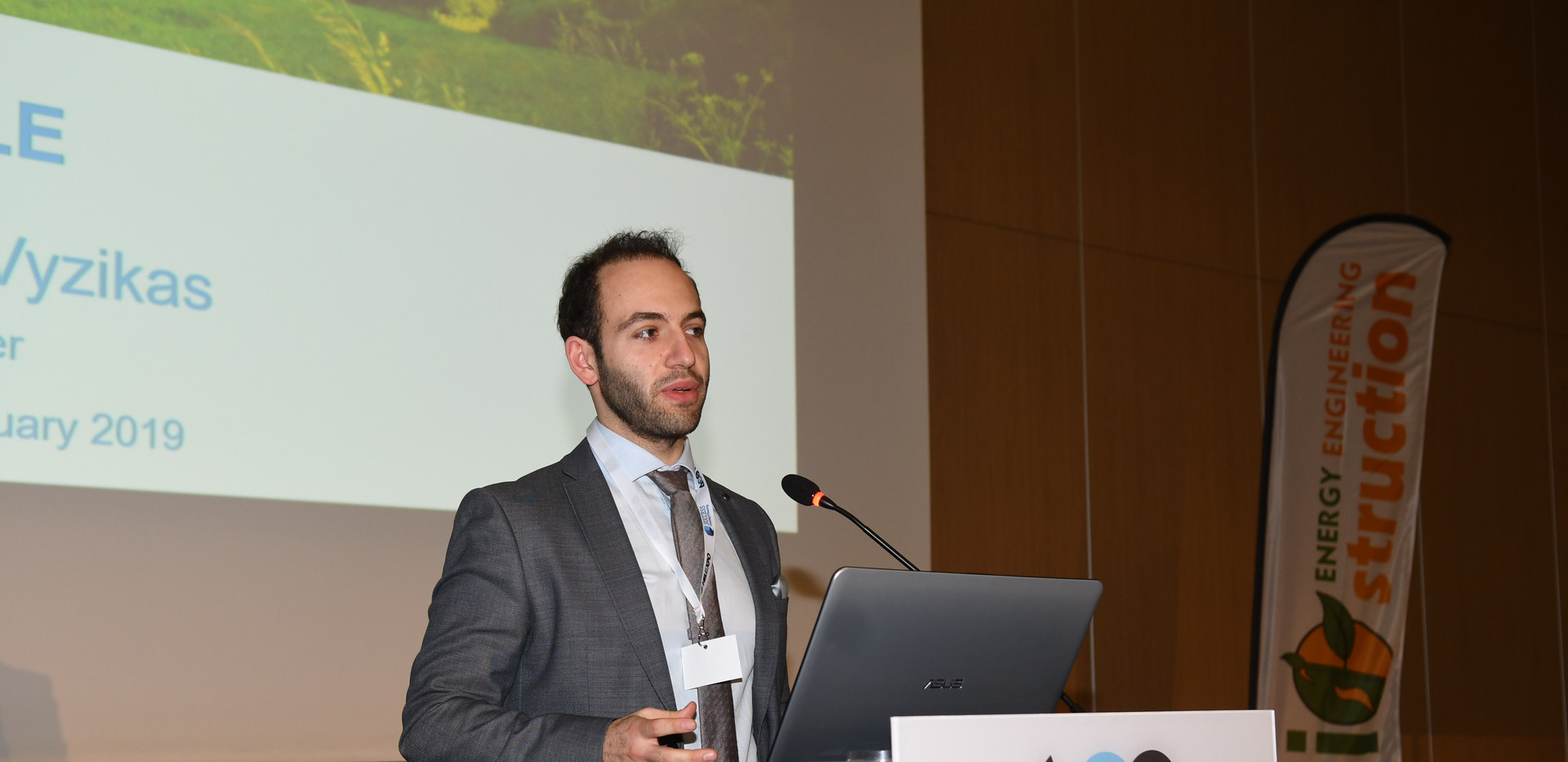 Thomas Vizikas, Representative of Bio-based Industries (BBI)