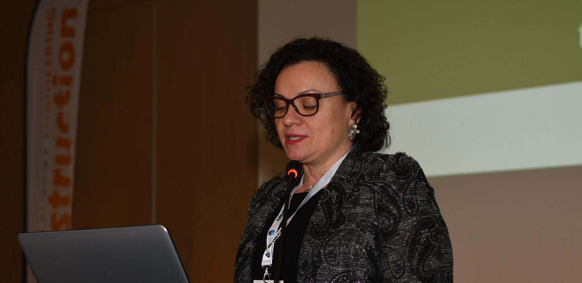 Ivelina Vasileva, Chair of the Environment Committee of the Bulgarian Parliament, f. Minister of Environment