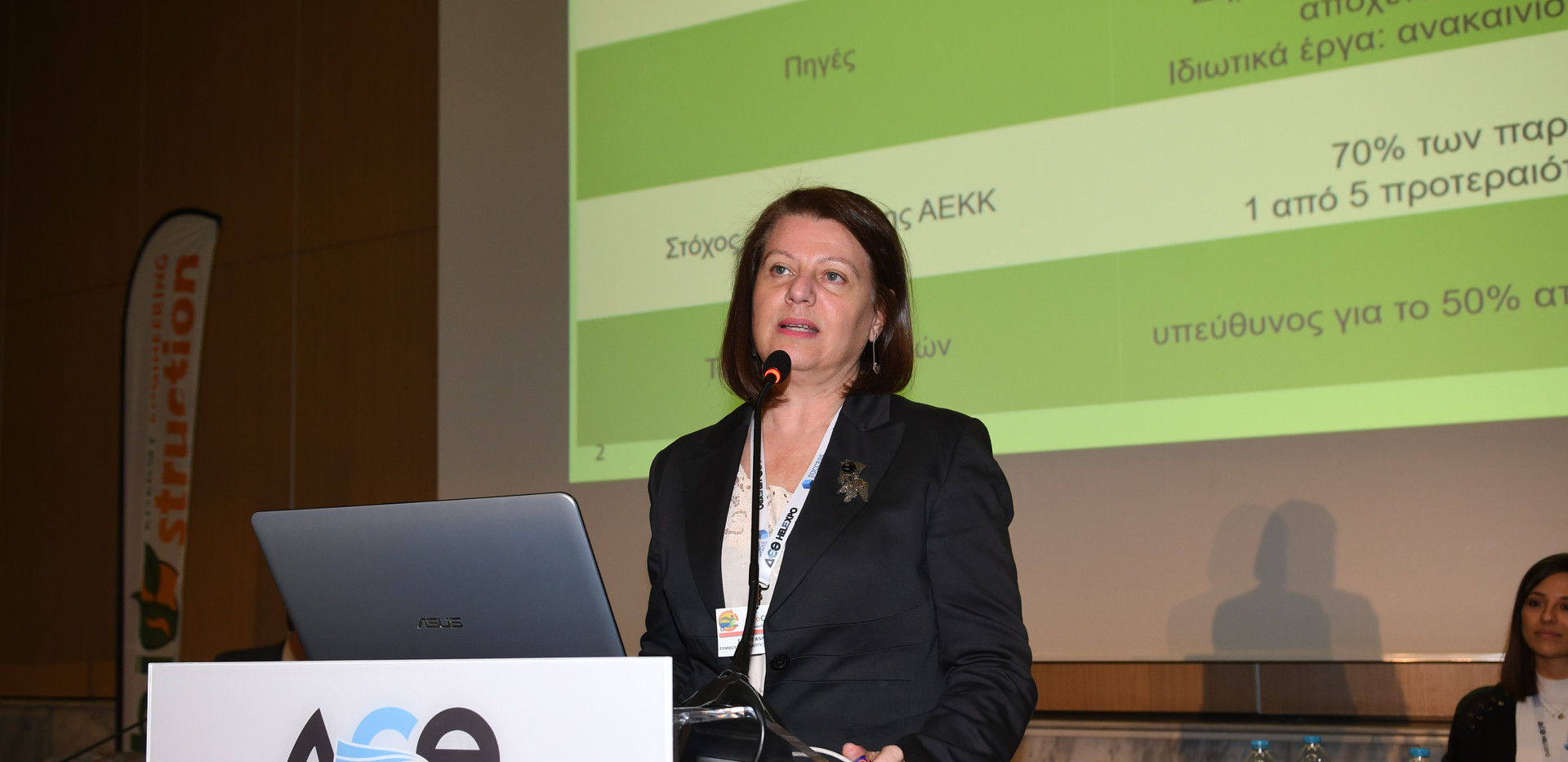 Anna Michou, Development Consultant of ANAKEM S.A.