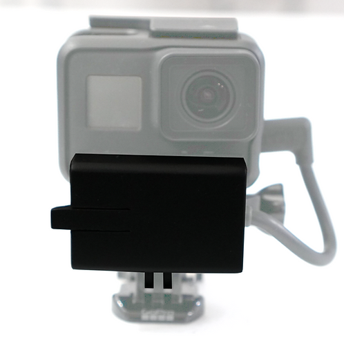 Housing Cage for GoPro Microphone Adapter