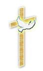 Cross and Holy Spirit