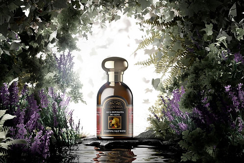 Agua Depurativa de Salvia 100 ml - Alqvimia