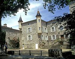 Le château de Blou