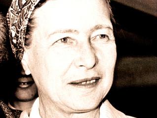 Por qué soy feminista. Entrevista a Simone de Beauvoir.