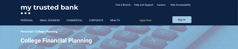My trusted bank website top mockup v3.pn