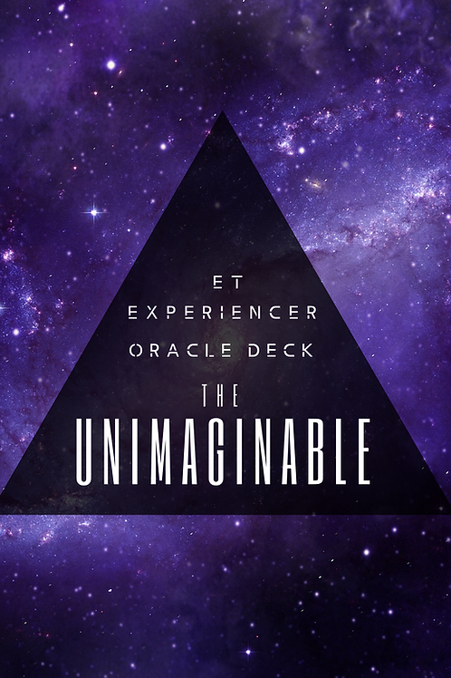 ET Experiencer Oracle Deck - The UNIMAGINABLE