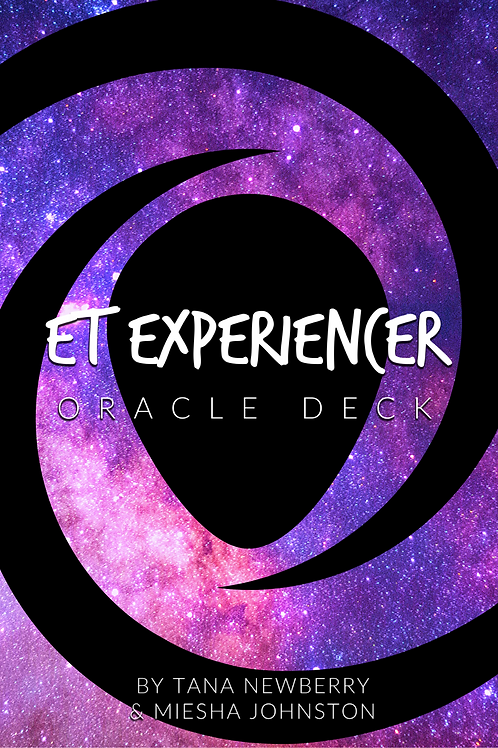 ET Experiencer Oracle Deck (Second Edition)